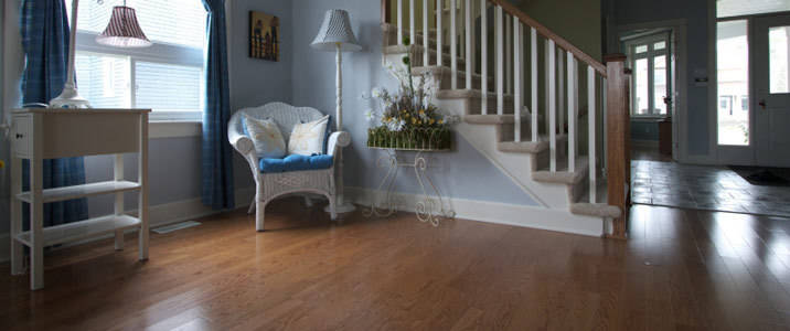 Flooring is the vital finishing touch in any room and Vantage Floors in Leduc has every kind you may need.